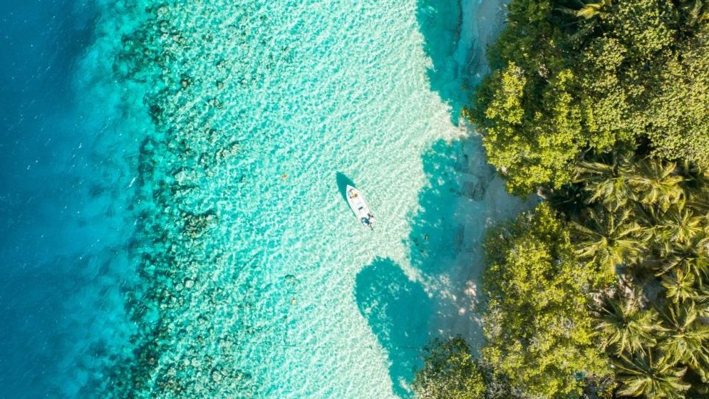 Najpiękniejsze wyspy na świecie Malediwy
