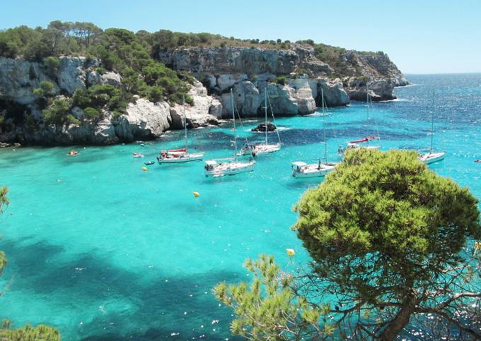 tygodniowy rejs po Morzu Śródziemnym Minorka