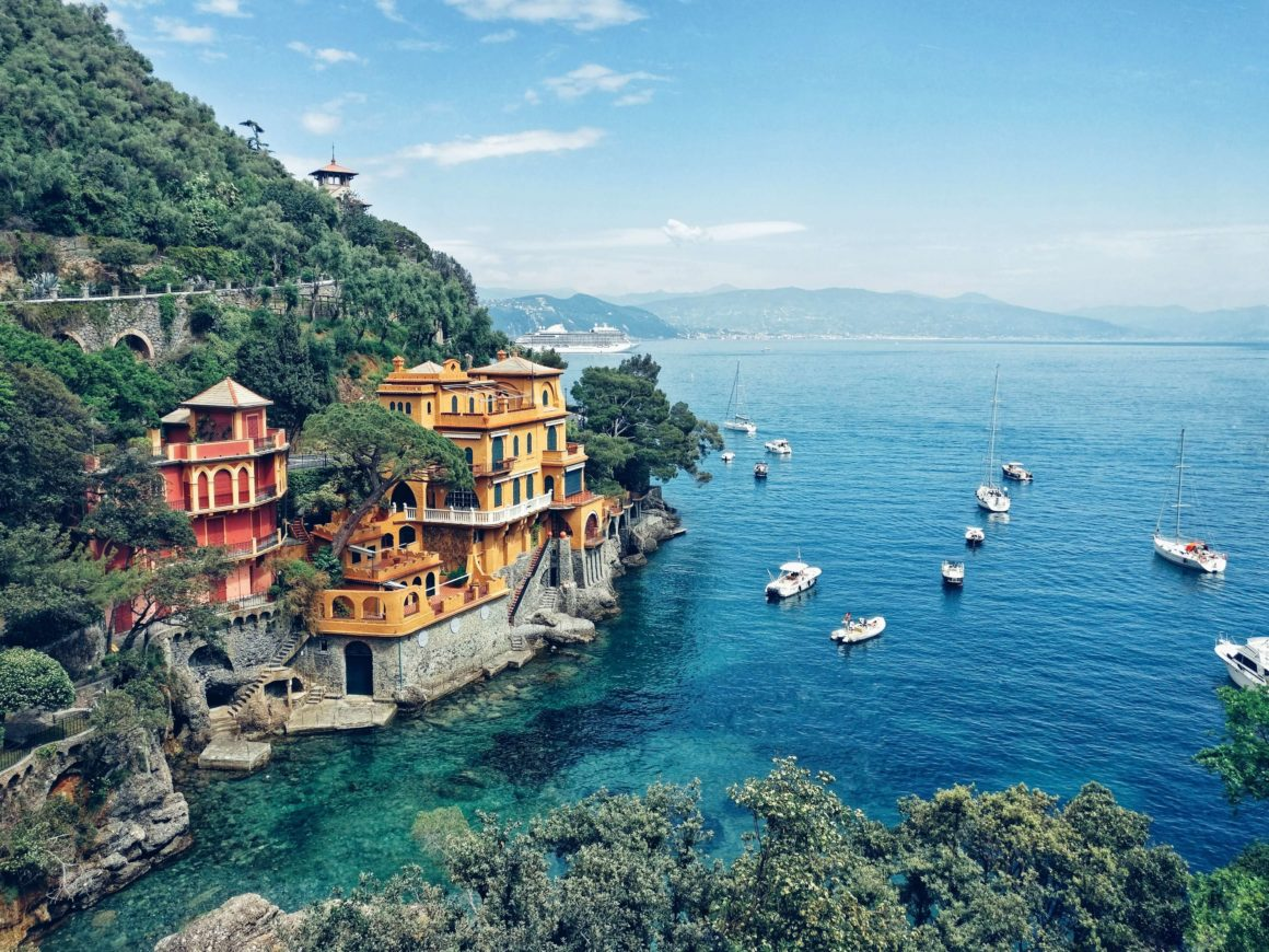 czarter jachtów Liguria