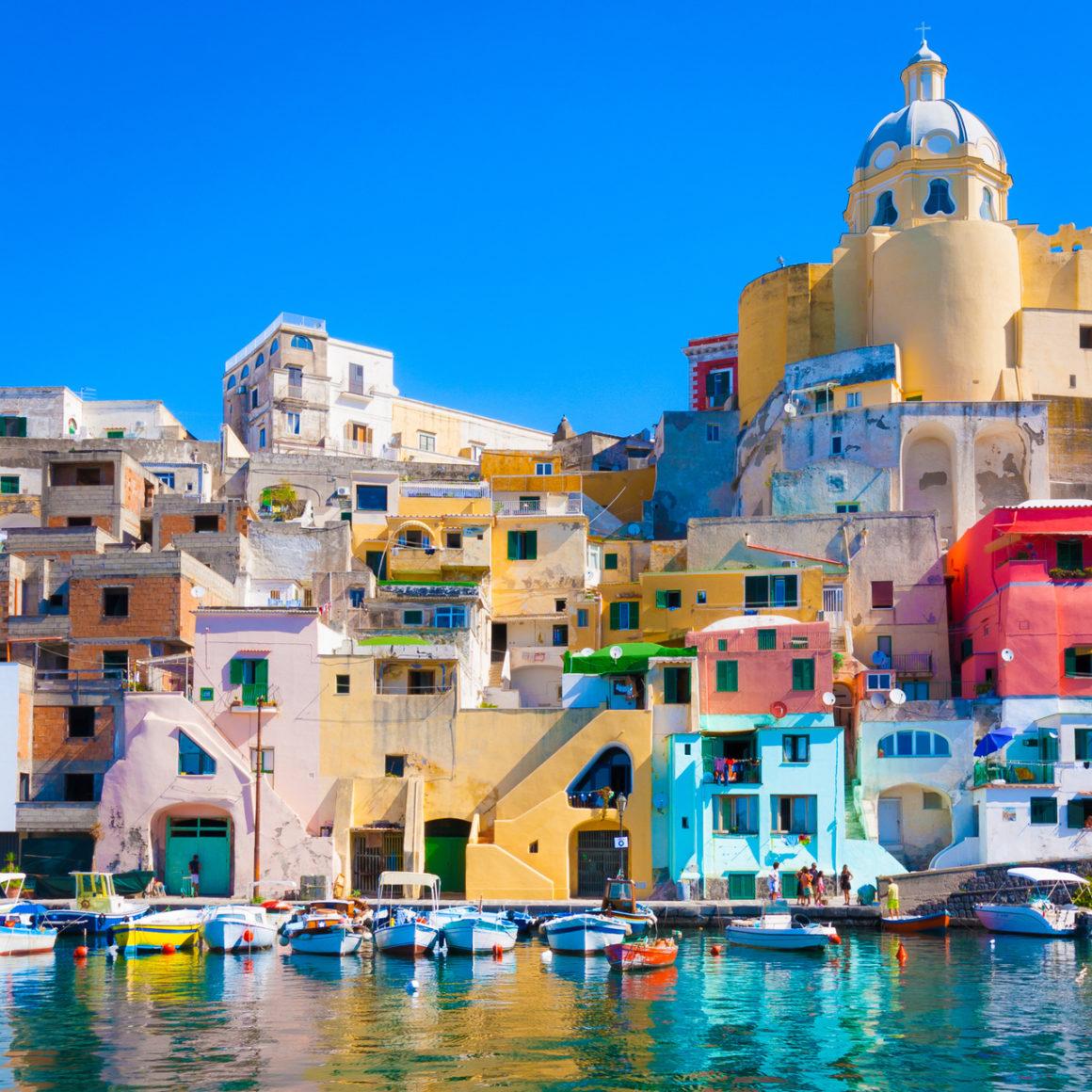 Włoskie wyspy