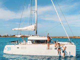 Férias em família em um catamarã com a ClickandBoat