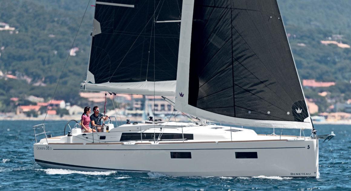 Em 2021, alugue um veleiro Beneteau para as férias dos seus sonhos!