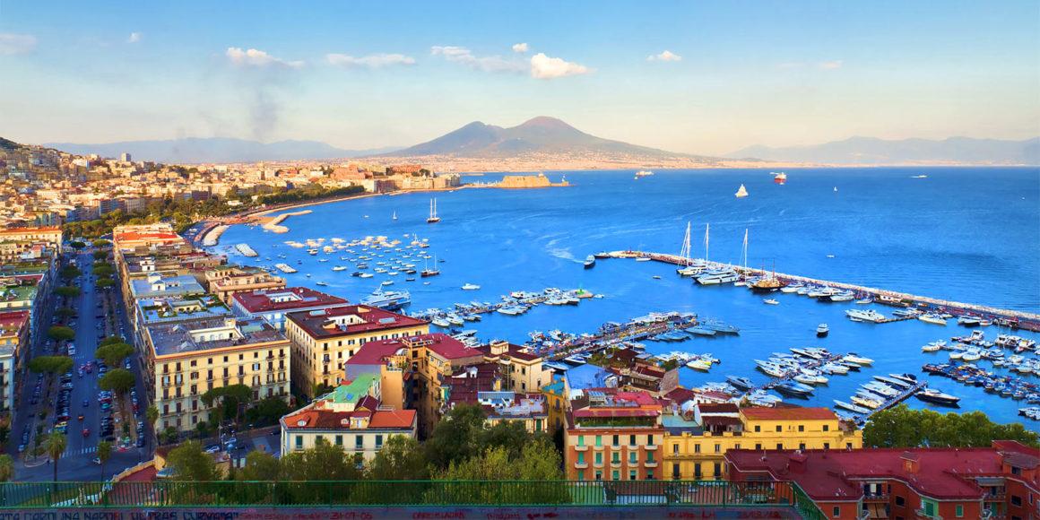 A Costa Amalfitana é um dos destinos mais românticos do mundo