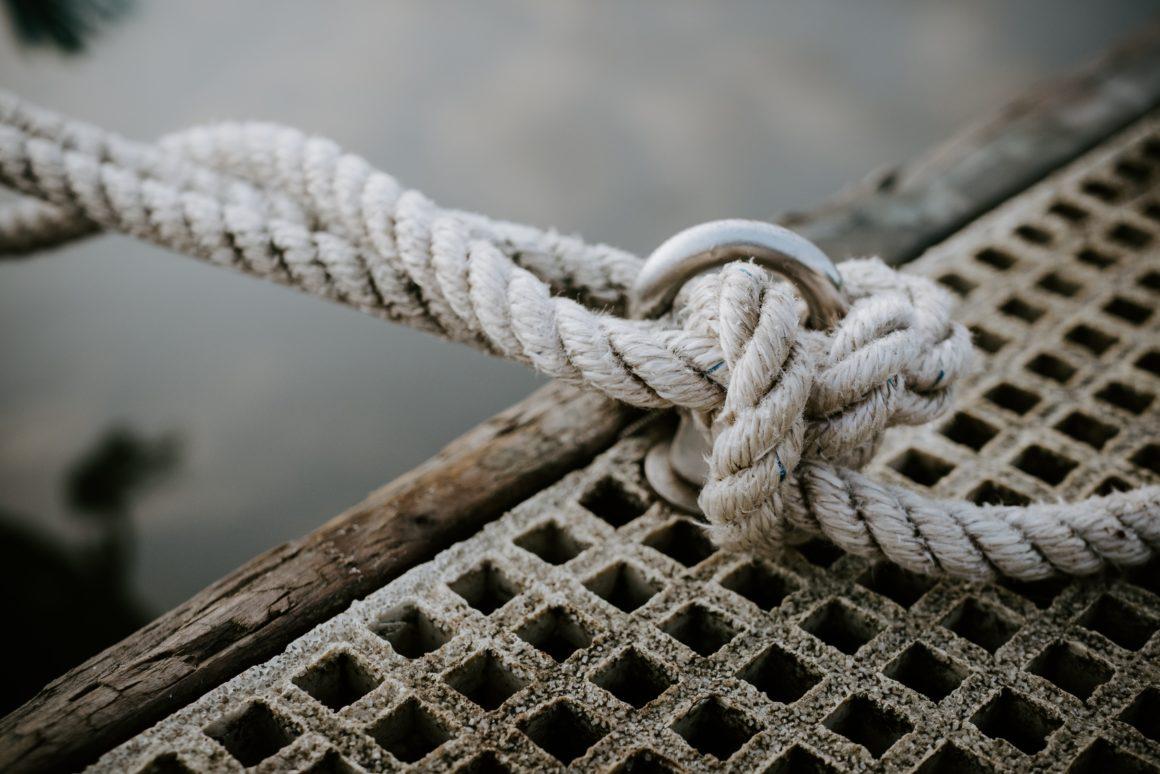 Nós de marinheiro: conhecimentos básicos a aprender antes de navegar!