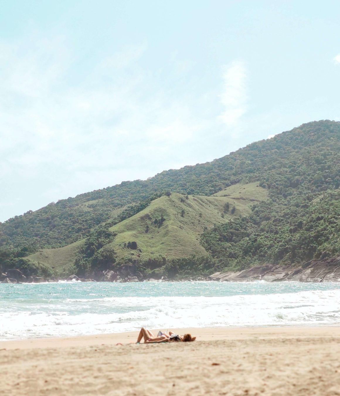 A famosíssima, e ainda deserta, Praia do Bonete, também merece uma visita!