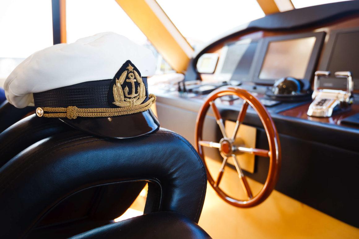 Em Portugal, a carteira náutica também é exigida para qualquer tipo de navefação!