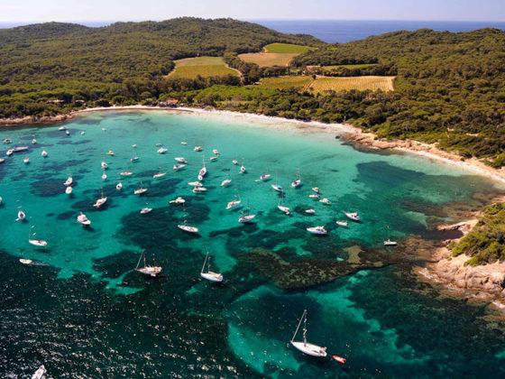 Descubra as melhores ilhas francesas com a Click&Boat