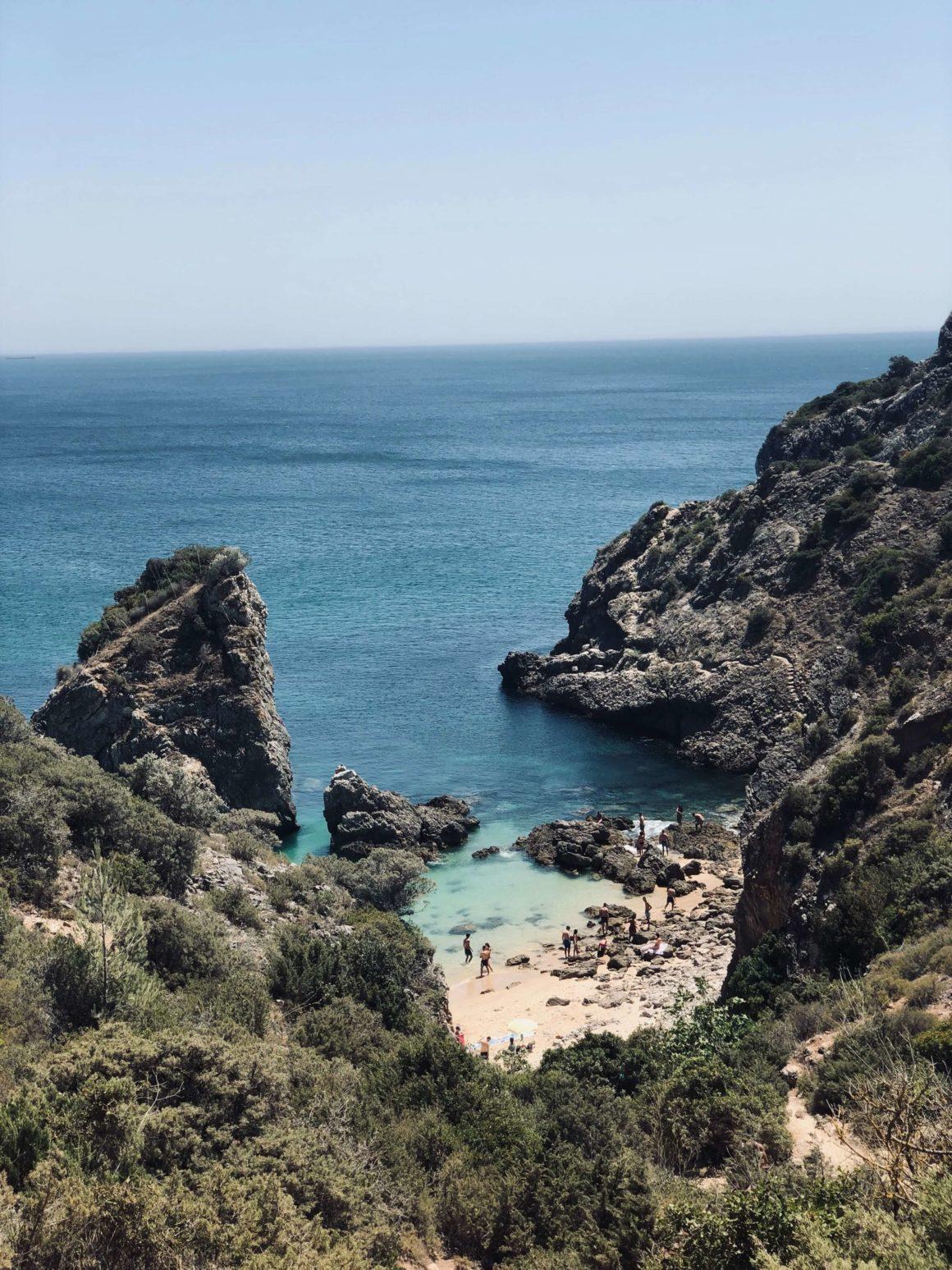 As praias de Sesimbra estão em qualquer roteiro de viagem por Setúbal