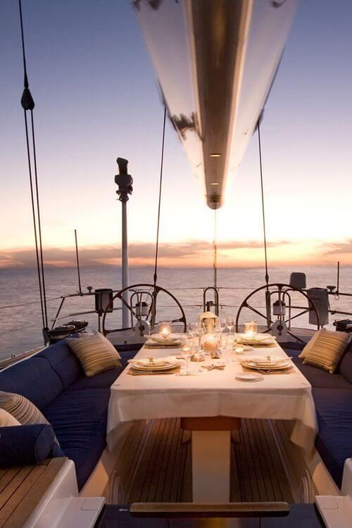 Velejar é vida: inclusive é possível velejar com o conforto de casa