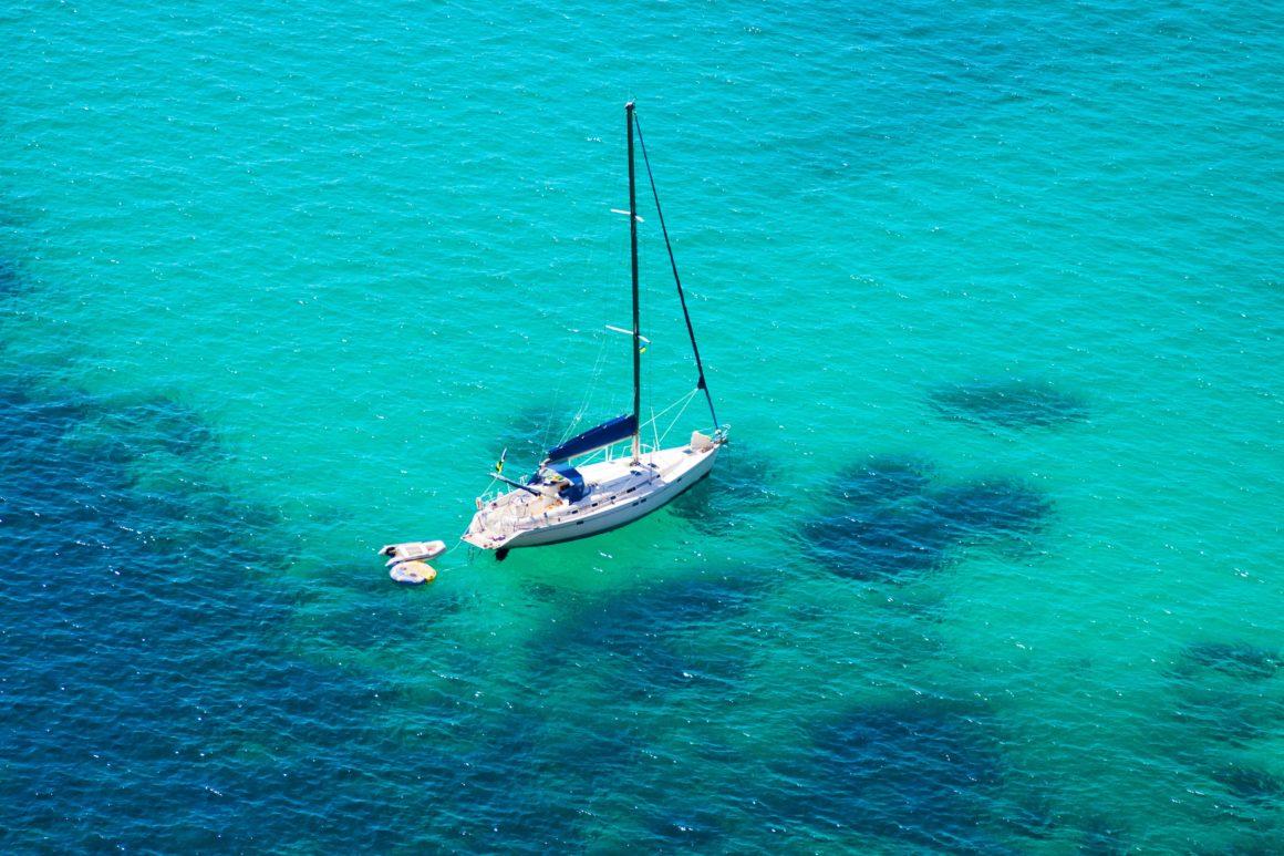 Um veleiro nos oferece a navegação mais autêntica de nossas vidas