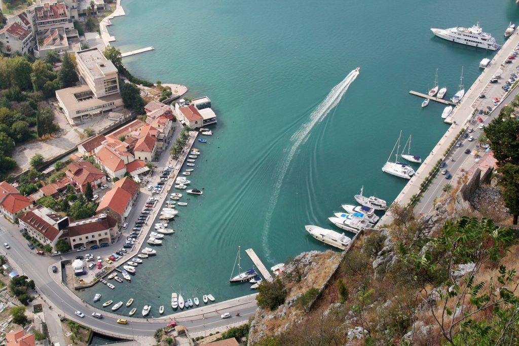 аренда яхты хорватия