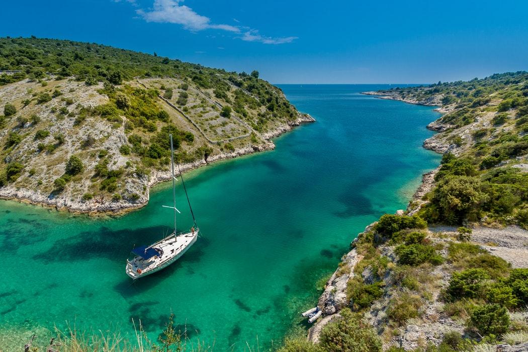 аренда яхт хорватия