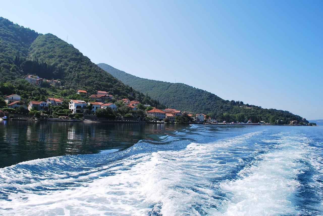 отпуск на яхте в черногории