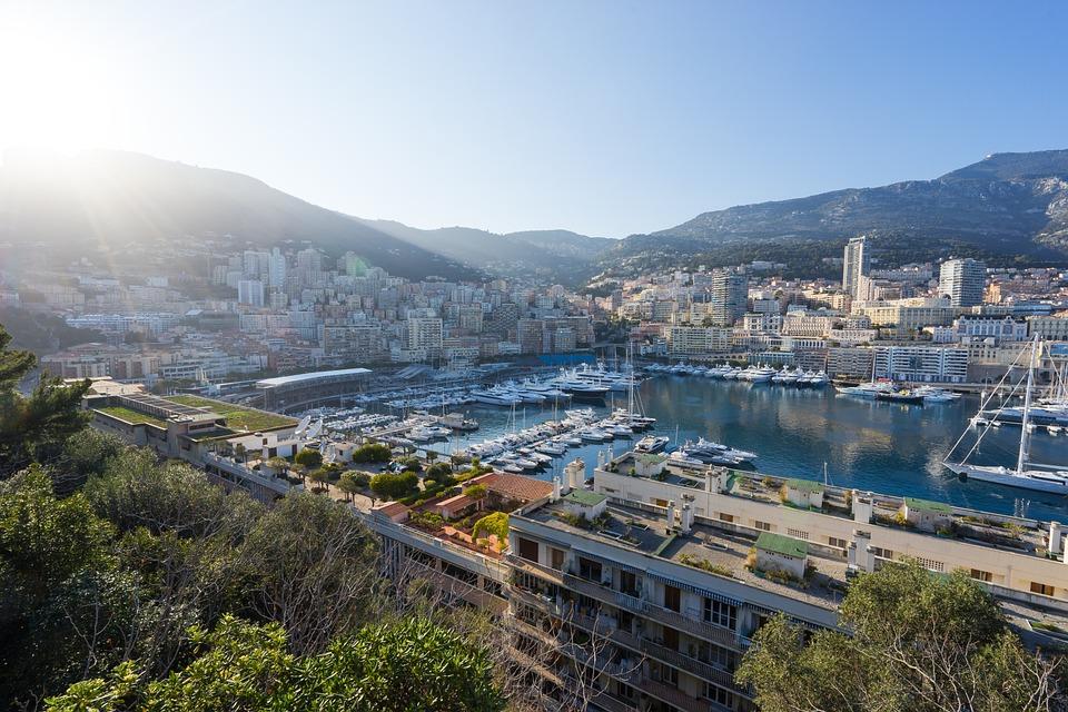 чартер яхты в монако
