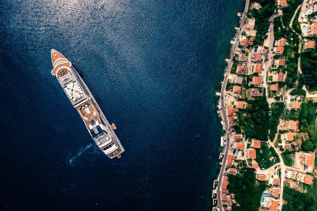 адриатическое море на яхте