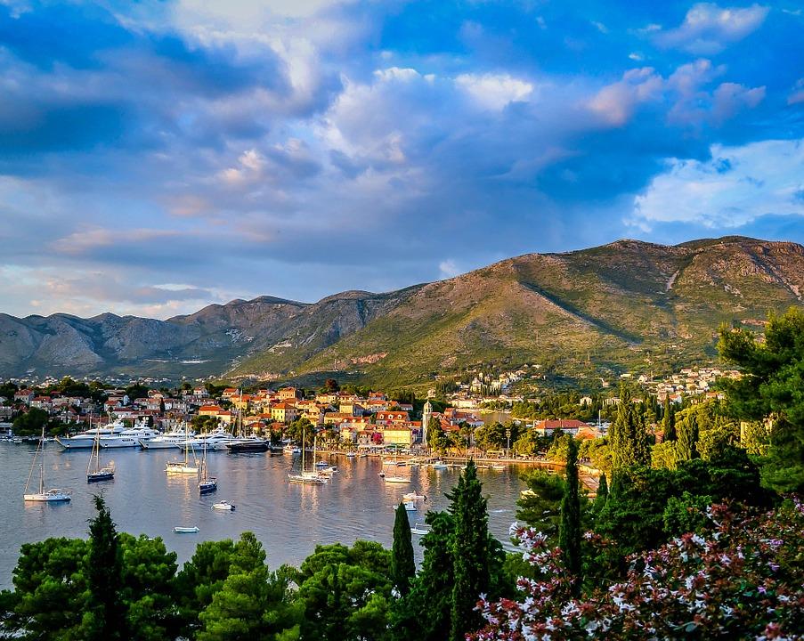 отдых в порту черногории