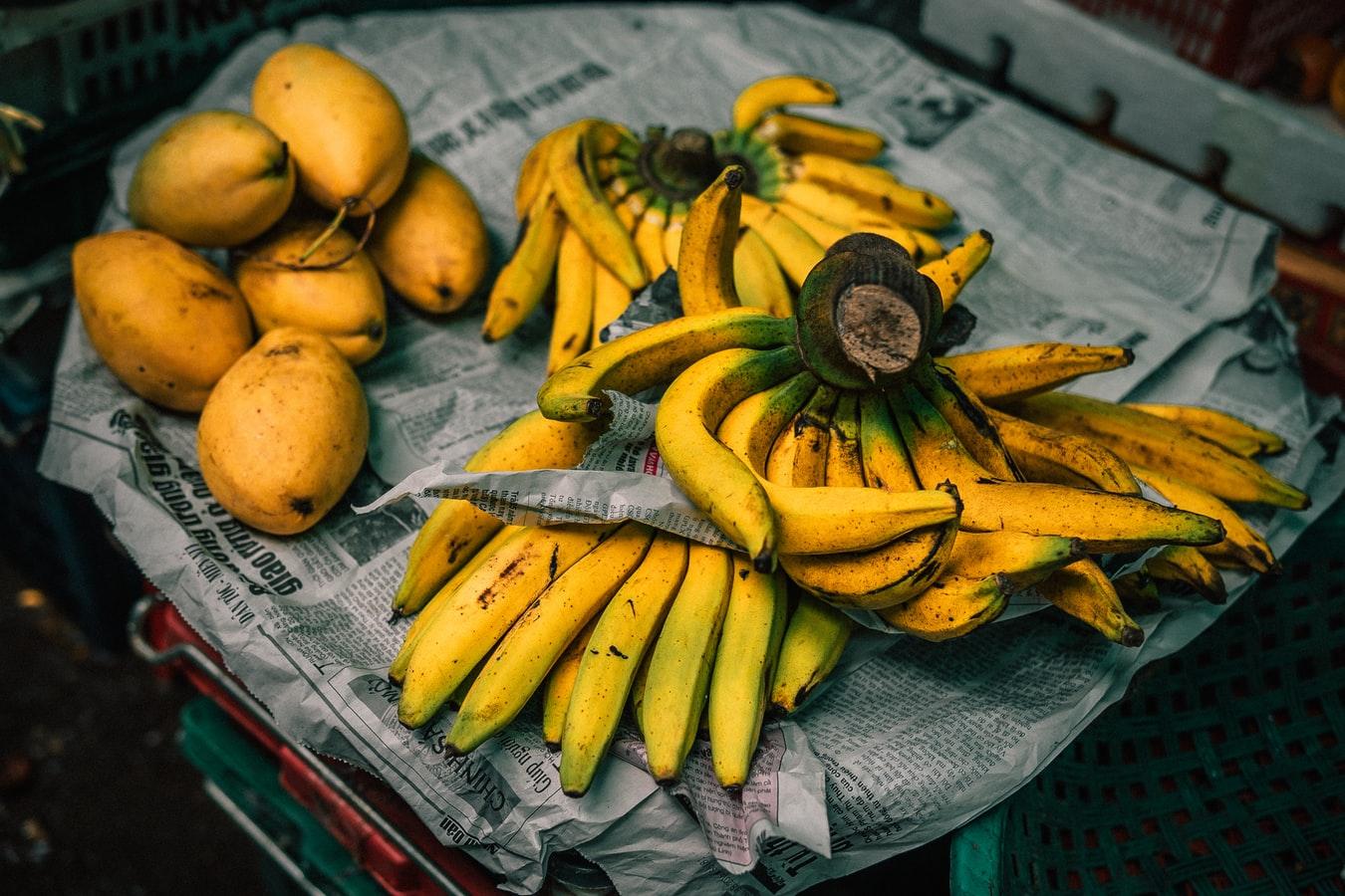бананы на счастье