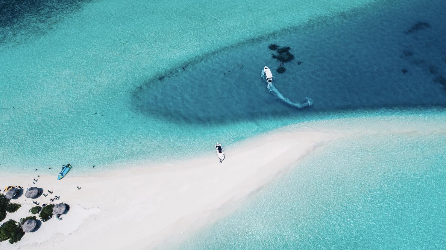 прогулка на яхте на мальдивах