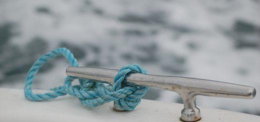 простой морской узел