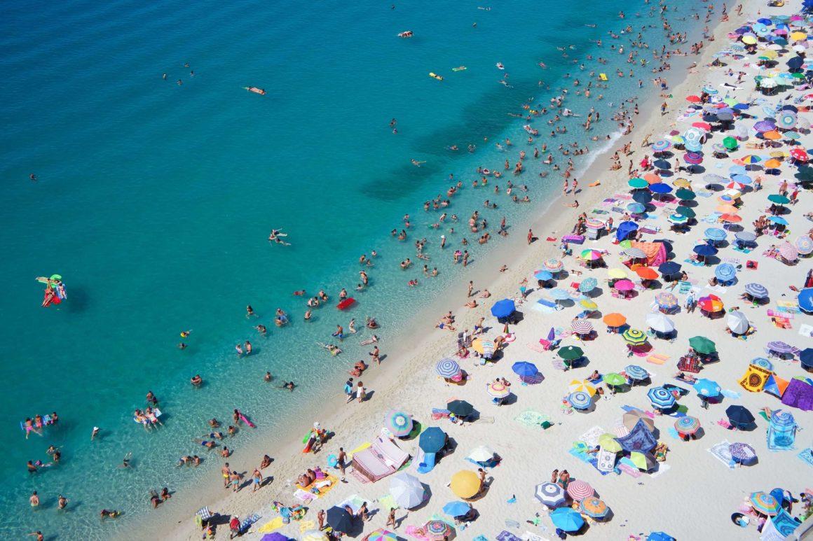 пляжный отдых в Лигурии