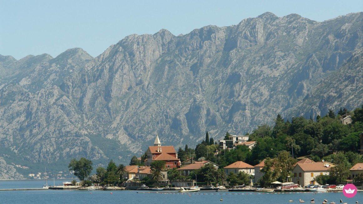 Лучшие курорты Черногории в Которской бухте