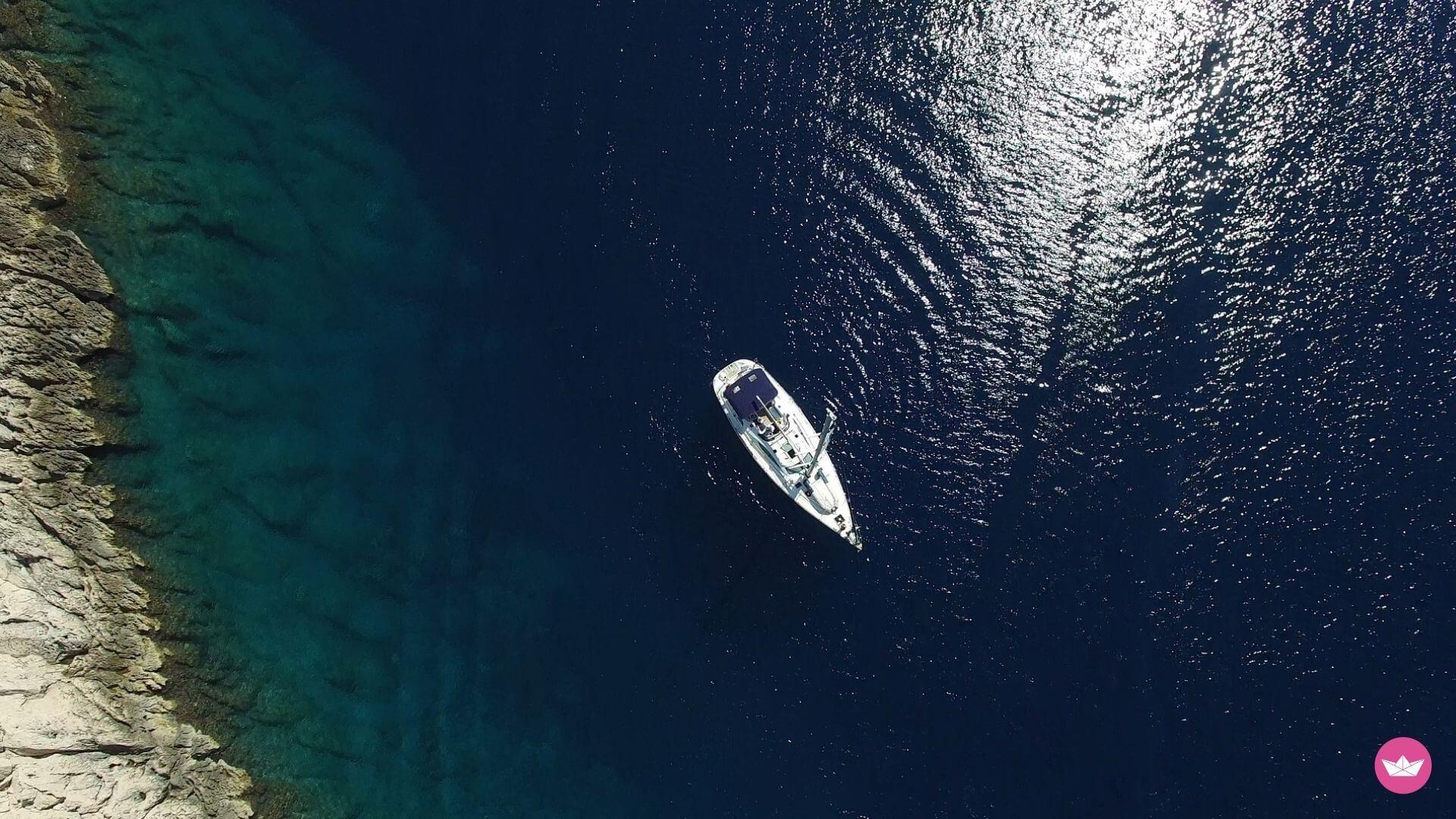 яхтинг осенью