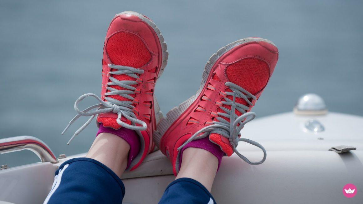 Обувь для яхтинга