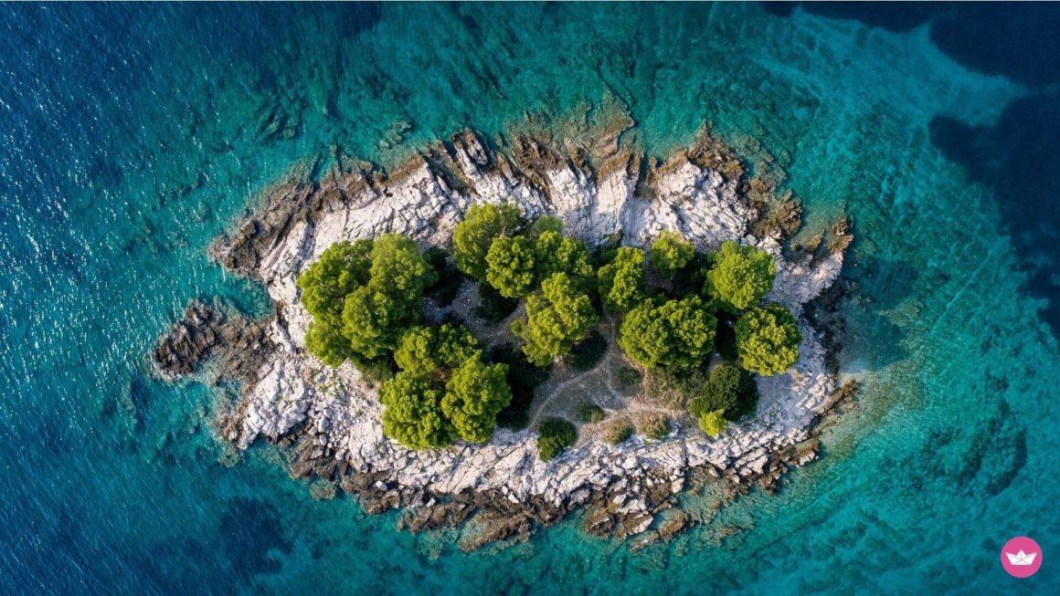 Хорватия: море и остров