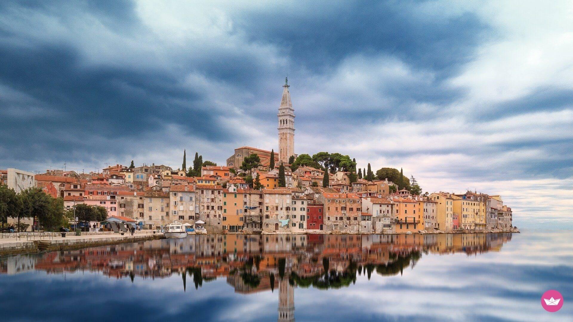 Потрясающие виды Хорватии