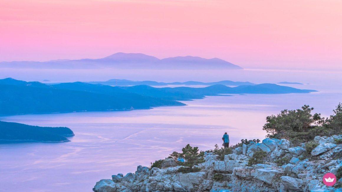 Острова в Хорватии