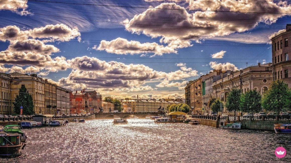 Реки и Каналы Петербурга