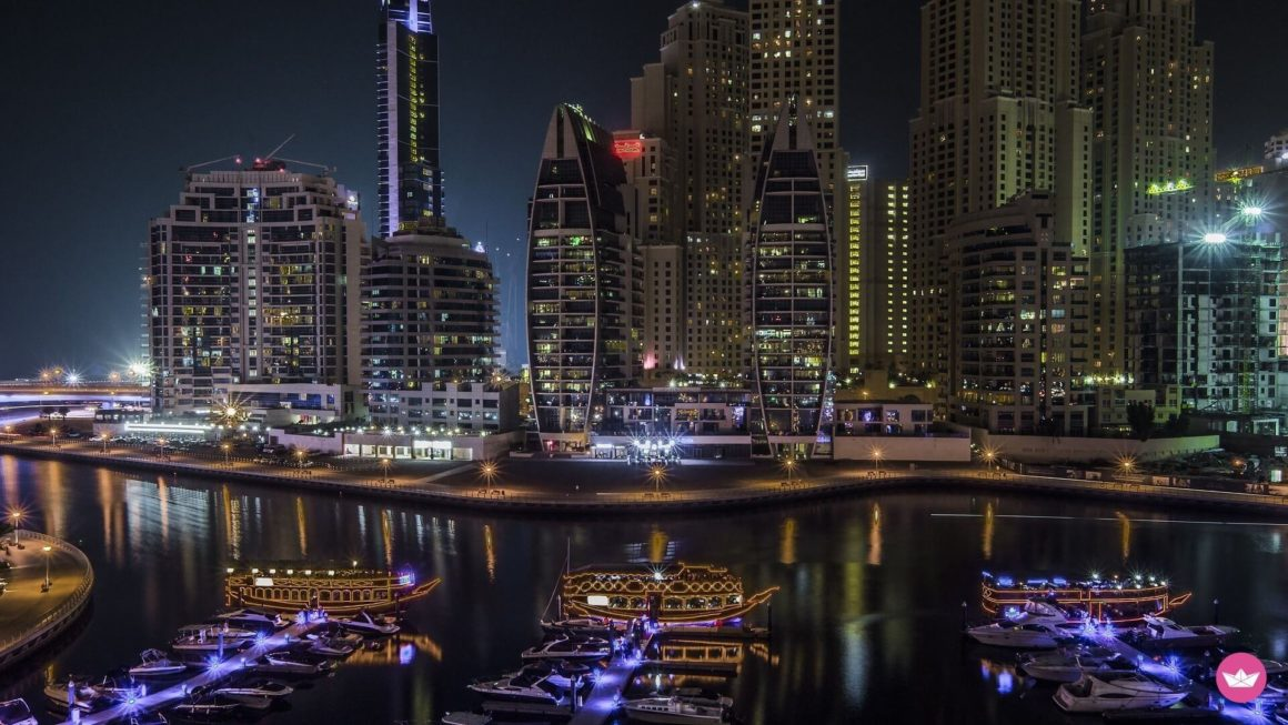 Марины Дубая