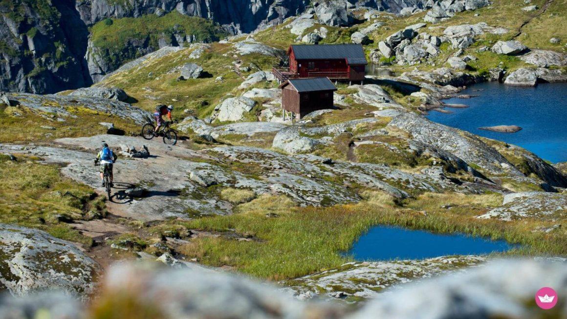 Исследуйте норвежские деревни