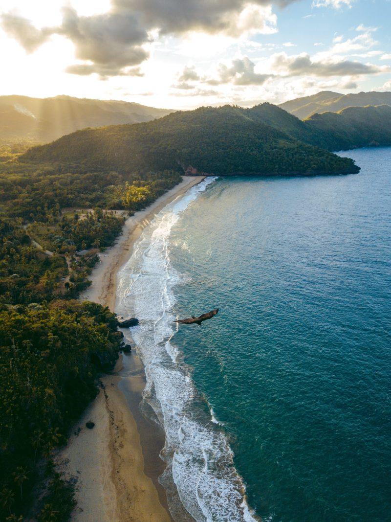 Пляж Валле Доминикана