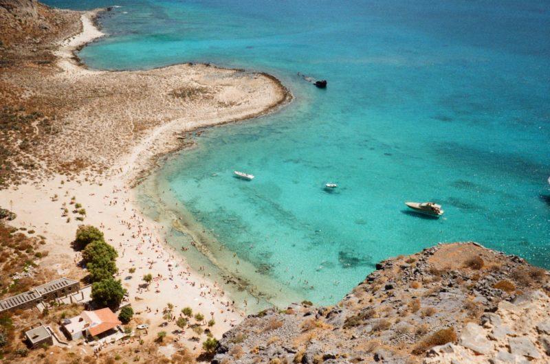 Пляж Балос - Крит