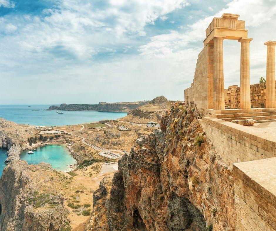майские выходные в Греции