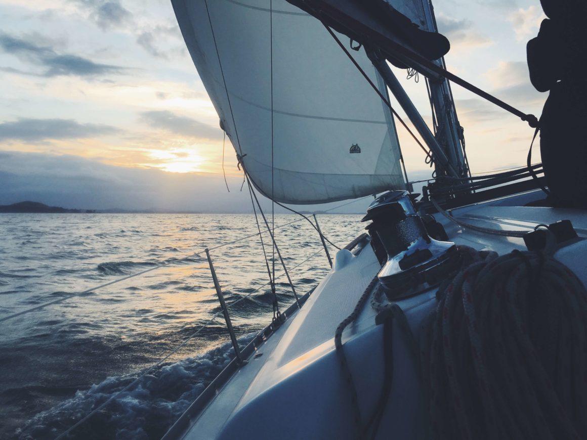 segling turism