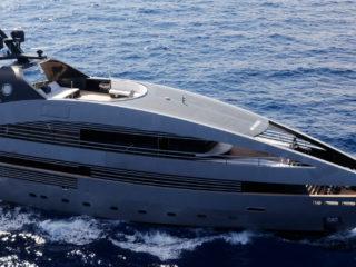 Luxury yacht charters