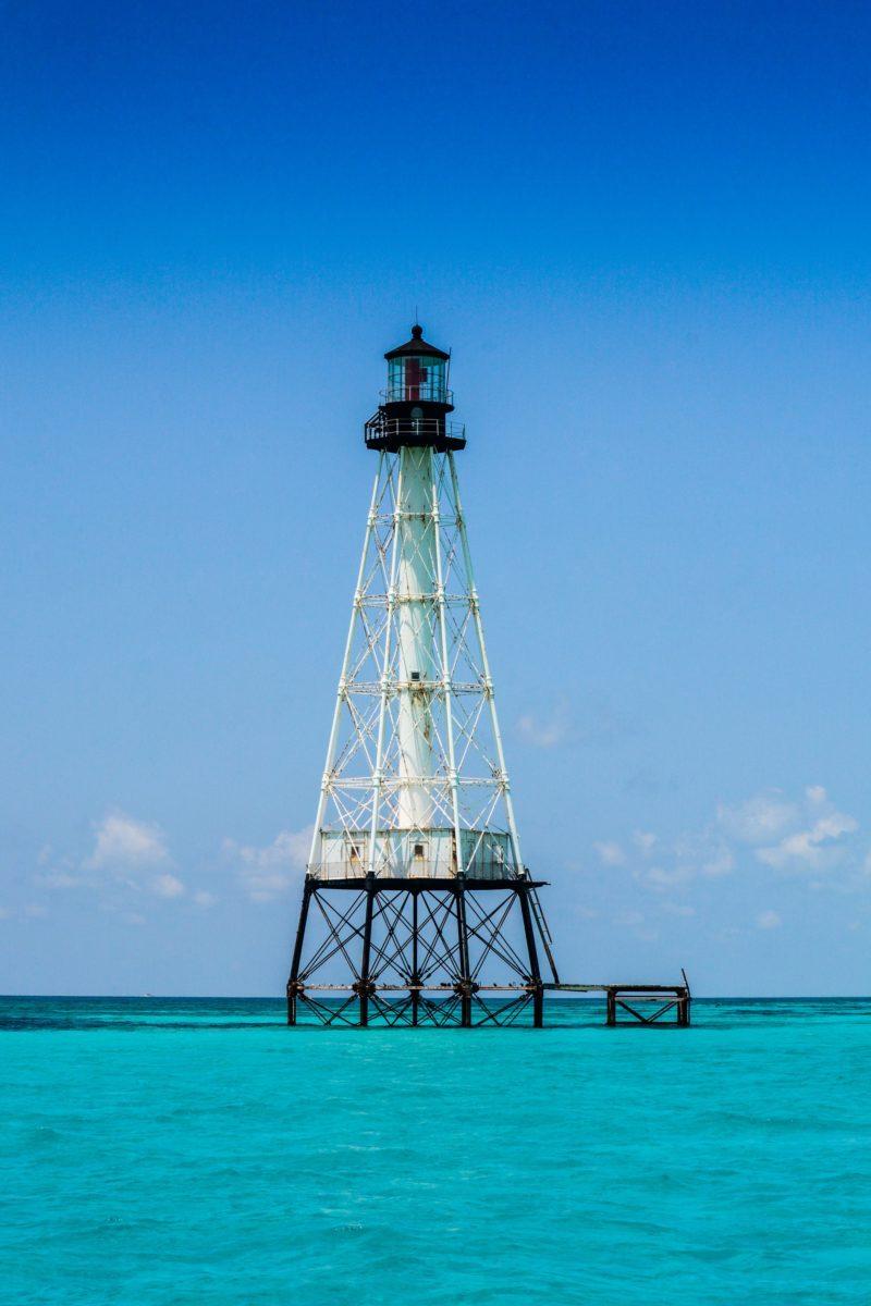 Alligator Reef Light House