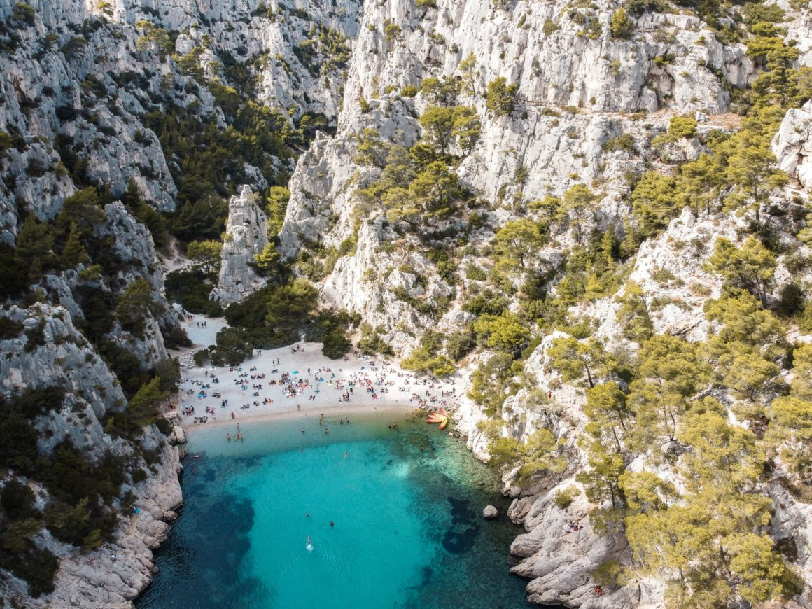 Cassis in the South of France