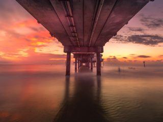 Sunset, Tampa, Tampa Bay, Clearwater Beach