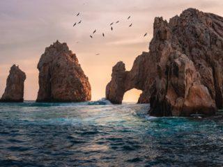 Land's end Arch, los cabos, cabo san lucas, snorkeling in cabo san lucas, cabo san lucas best plcaes to snorkel