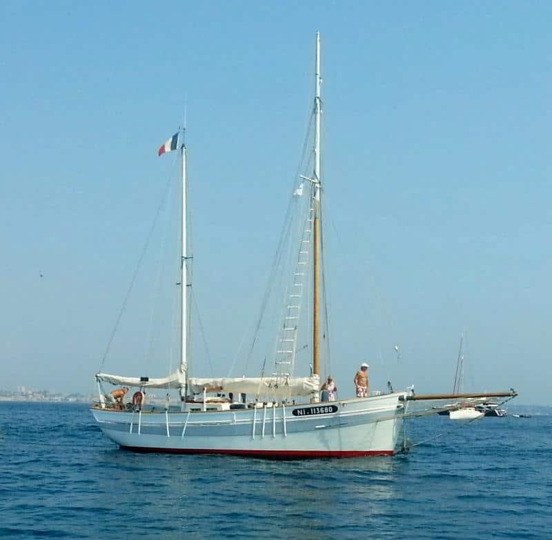 location de bateaux à quai à Cannes