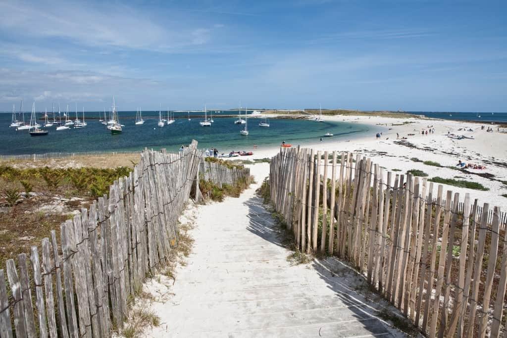 Les îles Glénan offrent un lieu d'escapade hors du commun