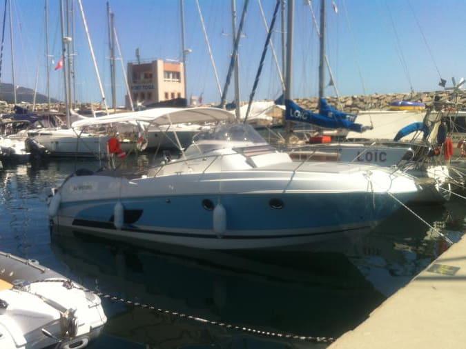 Location de bateaux en Corse, à Bastia