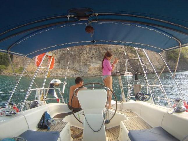 Location de bateaux en Corse, à Bonifacio