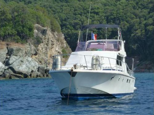 Location de bateaux en Corse, à Saint-Florent