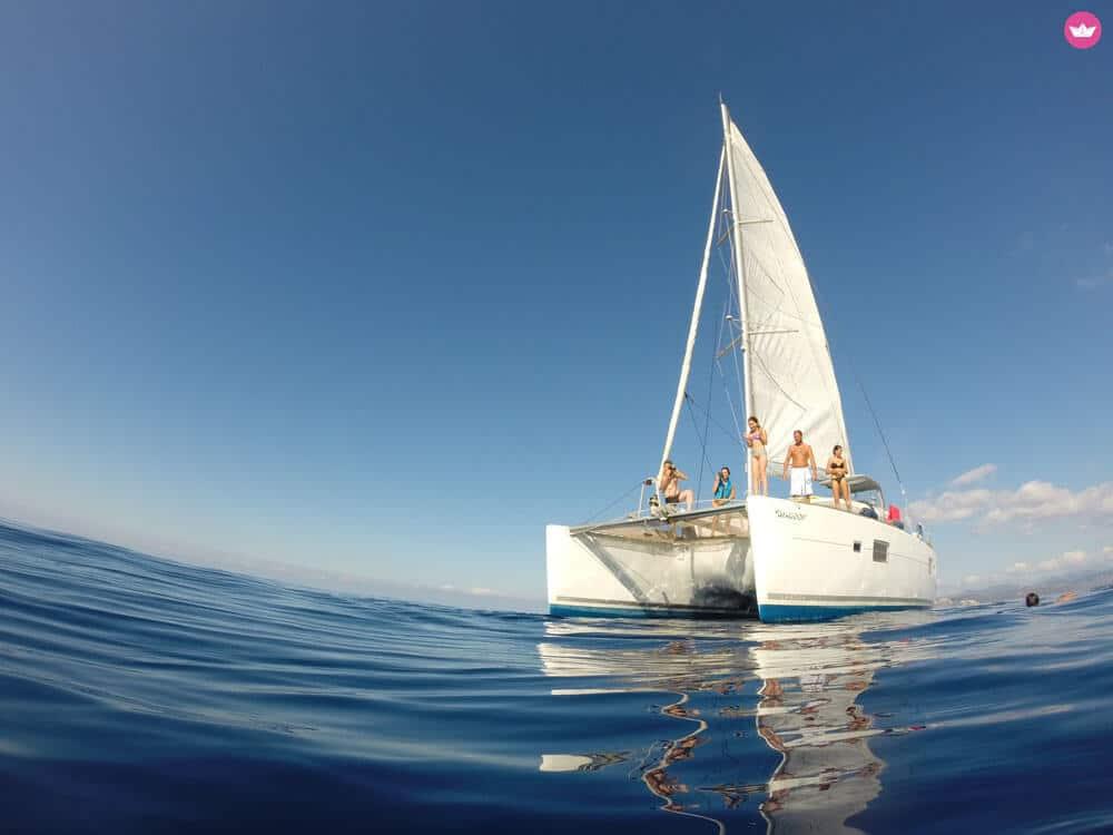 Lagoon 400 - Corse