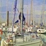 Location à quai de voilier à La Rochelle