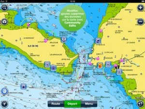 Meilleures applications marines pour la navigation